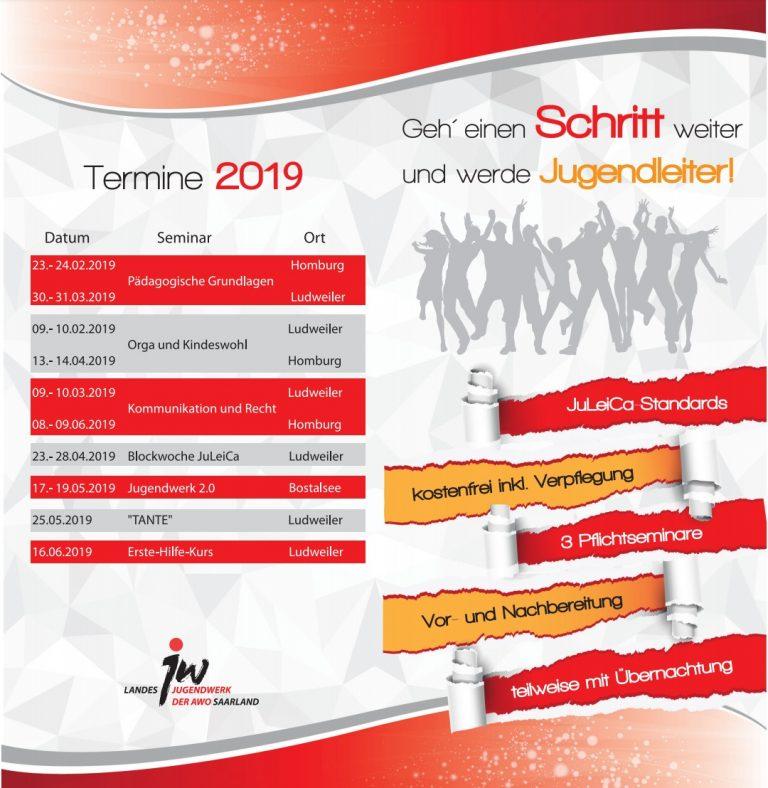 JuLeiCa-Schulung 2019