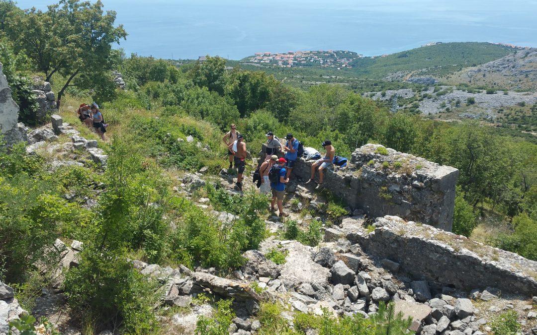 Strandfreizeit in Kroatien