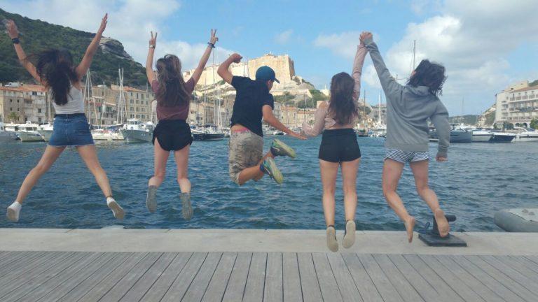 Aktivfreizeit auf Korsika