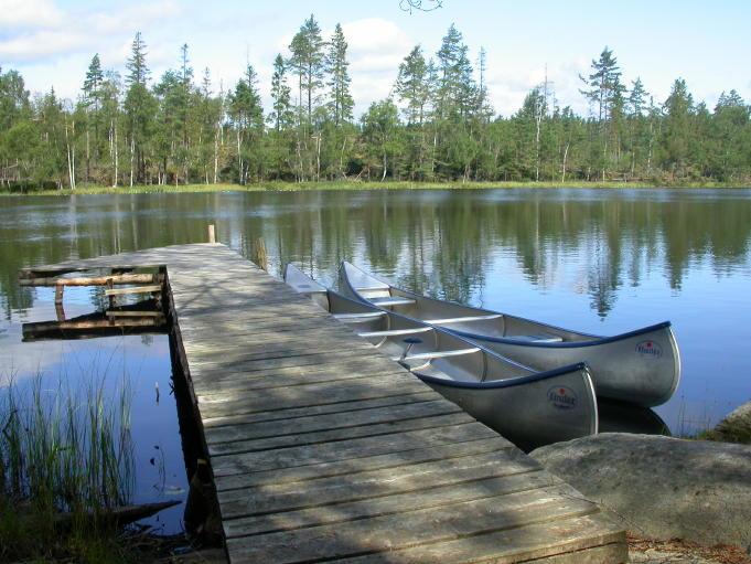 Outdoor-Abenteuer in Schweden