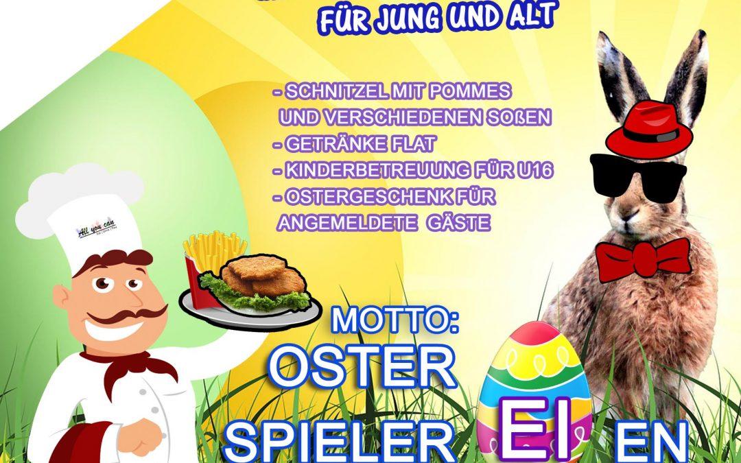3. AYC Spieleparty – OsterspielerEien in Honzrath -ABGESAGT-