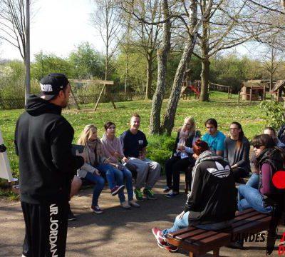 Kommunikation und Recht im Saarpfalz-Kreis