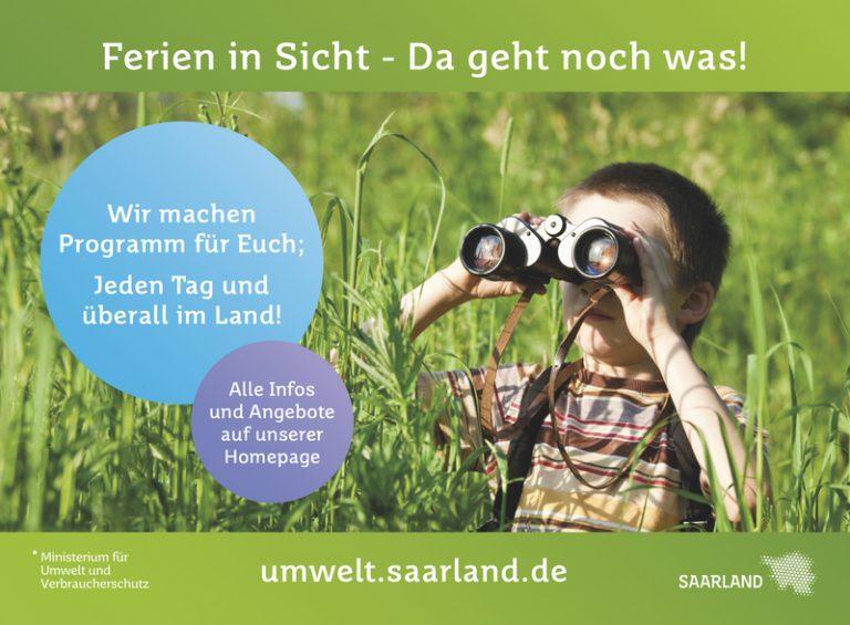 """""""Ferien in Sicht – da geht noch was"""" im Saarland!"""